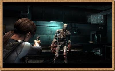 Resident Evil Revelations PC Games Gameplay