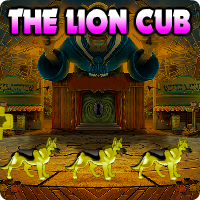 Play AvmGames Save The Lion Cu…