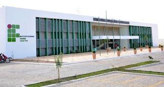 IFPB Picuí lança edital de inscrição para Assistência Estudantil.