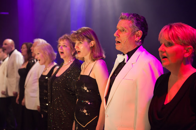 Encore at The Customs House South Shields Musicals Performance