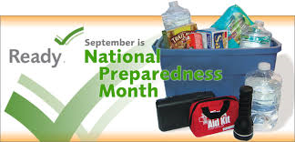 September is Disaster Preparedness Month in Morris County: Is Your Family Ready to Deal with the Next Irene or Sandy?