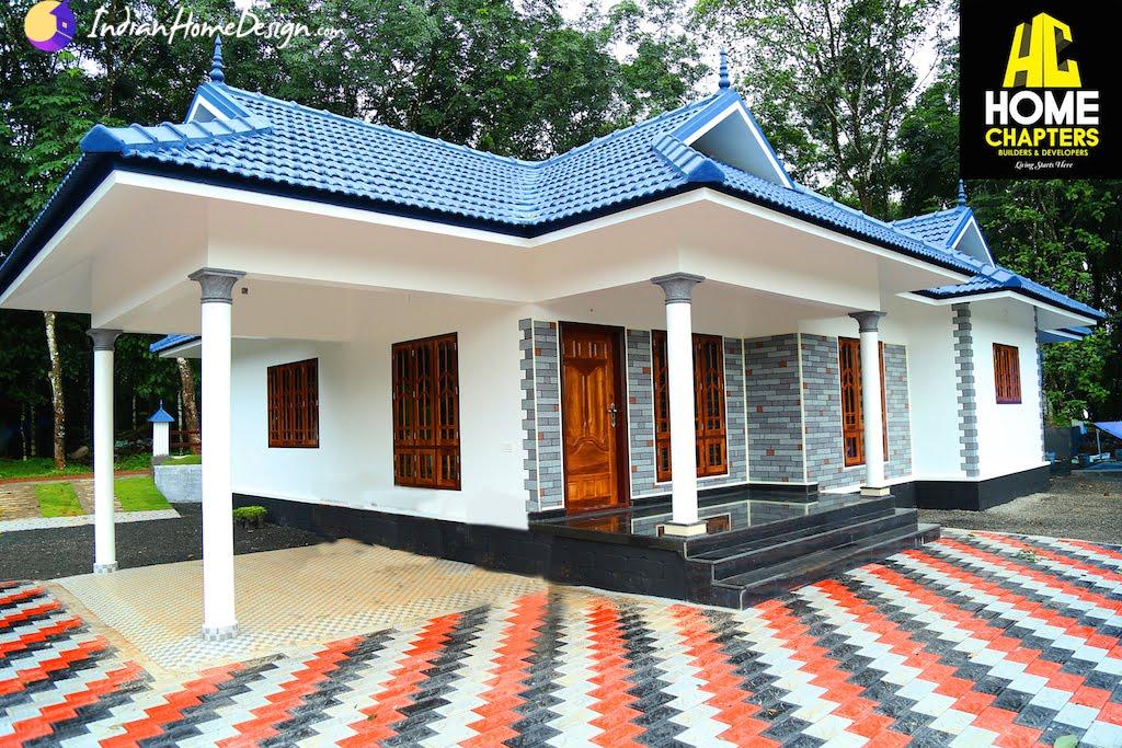1700%2Bsqft%2B3%2BBhk%2BBeautiful%2BKerala%2BHome%2BPhoto - 44+ Beautiful 4 Bedroom Single Floor House Plans Kerala Style Pictures