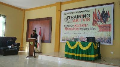 Training aktivis