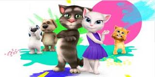 تحميل القط المتكلم مجانا احدث اصدار جديد للاندرويد