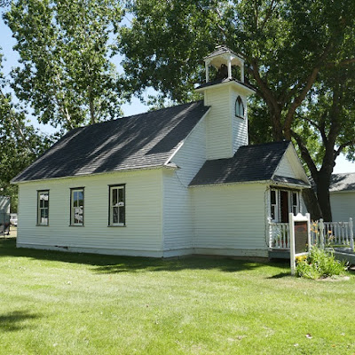 church, cemetery, Medicine Hat, Hilda, Alberta, abandoned, restored