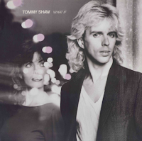 Tommy Shaw What if 1985 aor melodic rock music blogspot full albums bands lyrics