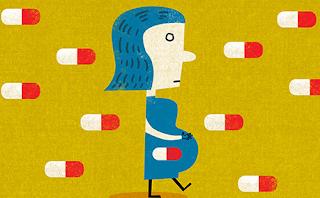 تأثير جميع انواع المخدرات على الأجنة والأطفال الرضع