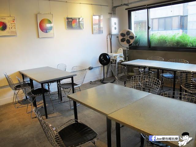 IMG 6484 - CMYK GALLERY | 集會畫教室、藝廊、餐廳於一身的特色餐廳,色彩繽紛的用餐環境,令人賞心悅目,也讓網美們為之瘋狂!