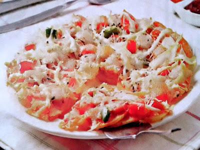 Gambar Resep Pizza Kentang Praktis Dan Lezat