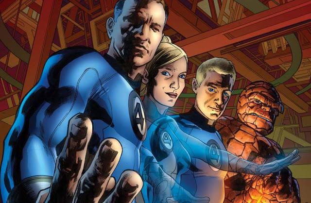 Semua tentang Fantastic Four [SPECIAL POST]