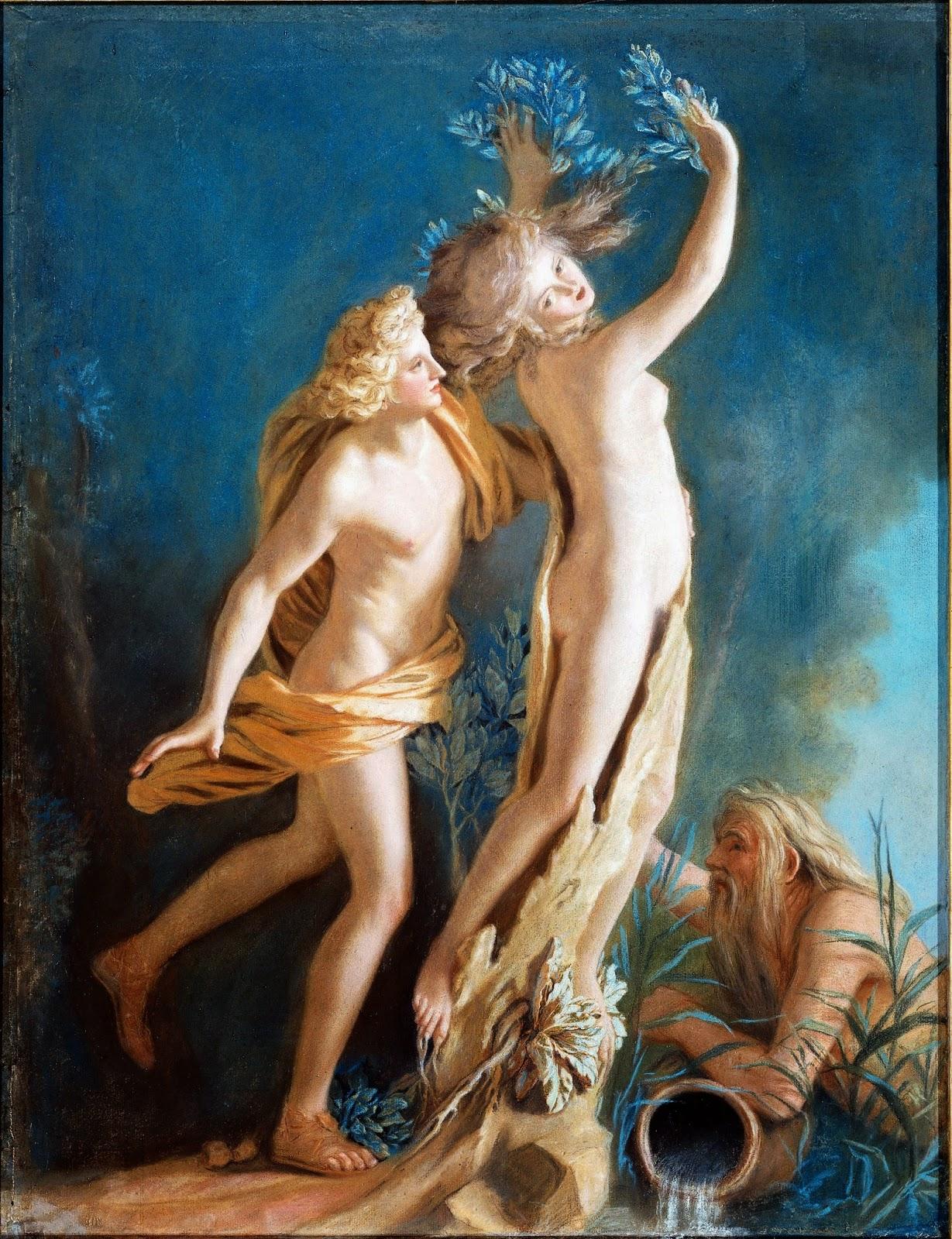 Bernini, Apollo and Daphne