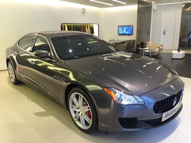 Đại Lý Chính Hãng Maserati Việt Nam