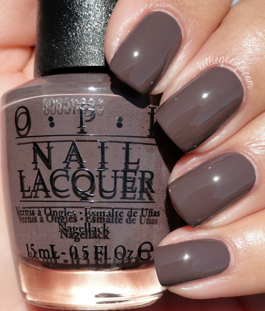 OPI Politically Polished