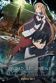Film Sword Art Online The Movie: Ordinal Scale 2017 (Jepang)
