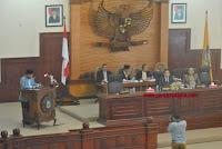 DPRD NTB Tetapkan Raperda Tentang Pengelolaan Barang Milik Daerah Menjadi Perda