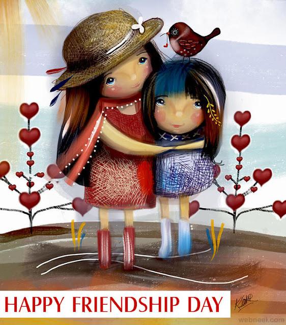 Happy Friendship day HD Pics