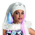 Monster High Rubie's Abbey Bominable Wig Child Costume