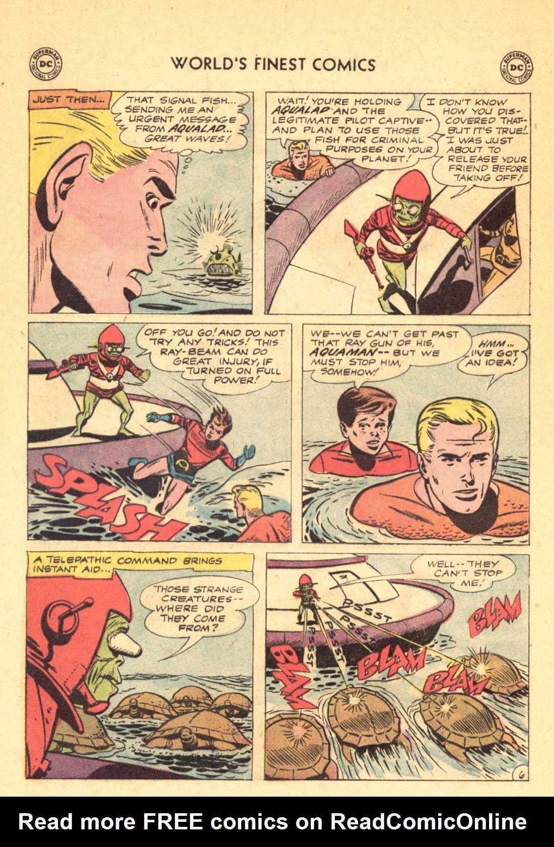 Read online World's Finest Comics comic -  Issue #129 - 24