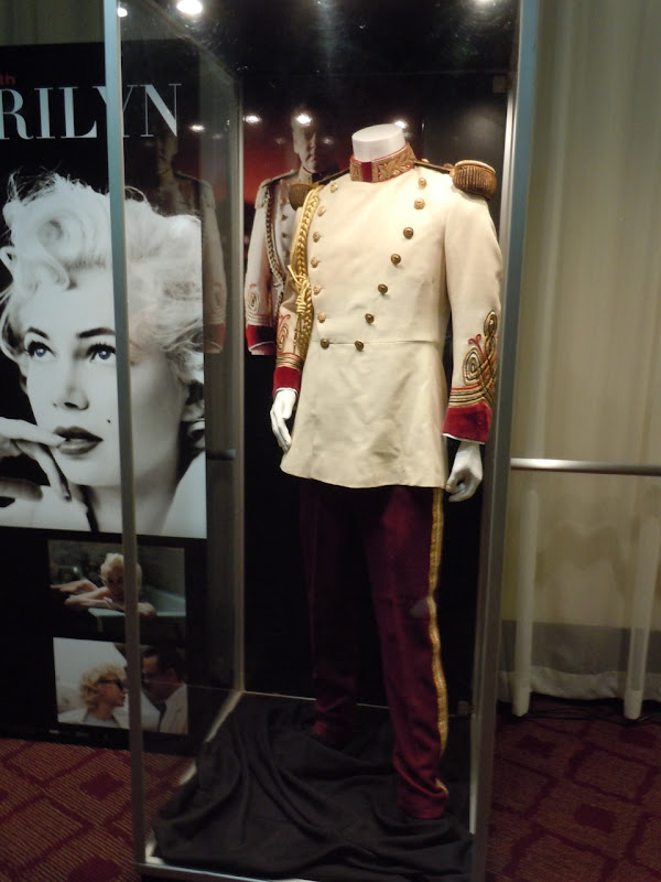 My Week with Marilyn Kenneth Branagh film costume