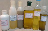 aceites líquidos para elaborar el jabón