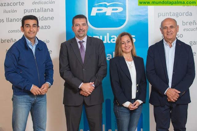 El PP plantea acciones para atraer y facilitar la llegada de turistas de Los Cancajos a Santa Cruz