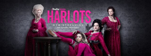 Harlots, la serie sobre cortesanas de Hulu