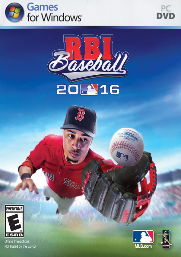 RBI Baseball 16 Download Cover Free Game