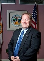 Brevard County Commissioner Andy Anderson