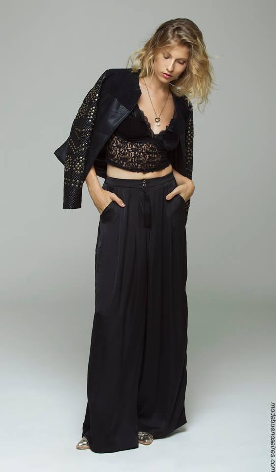 Moda mujer invierno 2017 ropa de mujer moda.