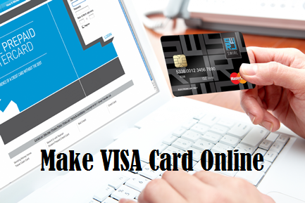 Make your Virtual Visa Card Free & Fast (Online) Earn Cashback,Benefits,Gift many more