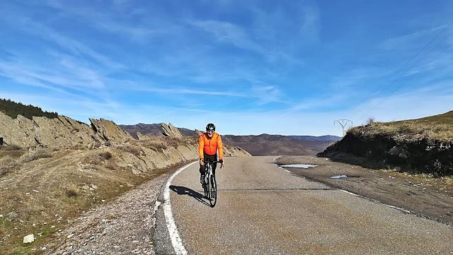 Ruta por la Sierra del Rincon, Del Puerto del Cardoso al Puerto de la Hiruela