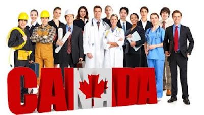 المهن مطلوبة في كندا