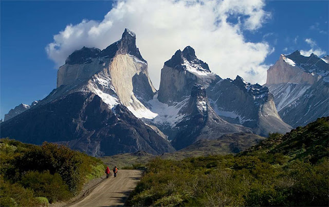 Adventure Tourism in Chile.