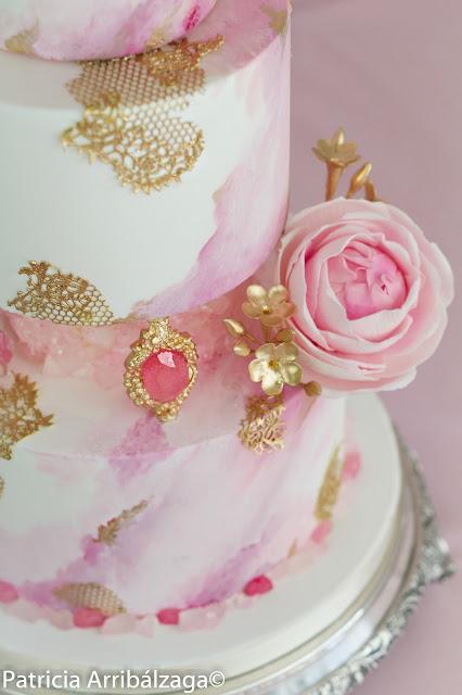 tartas de boda de alta costura