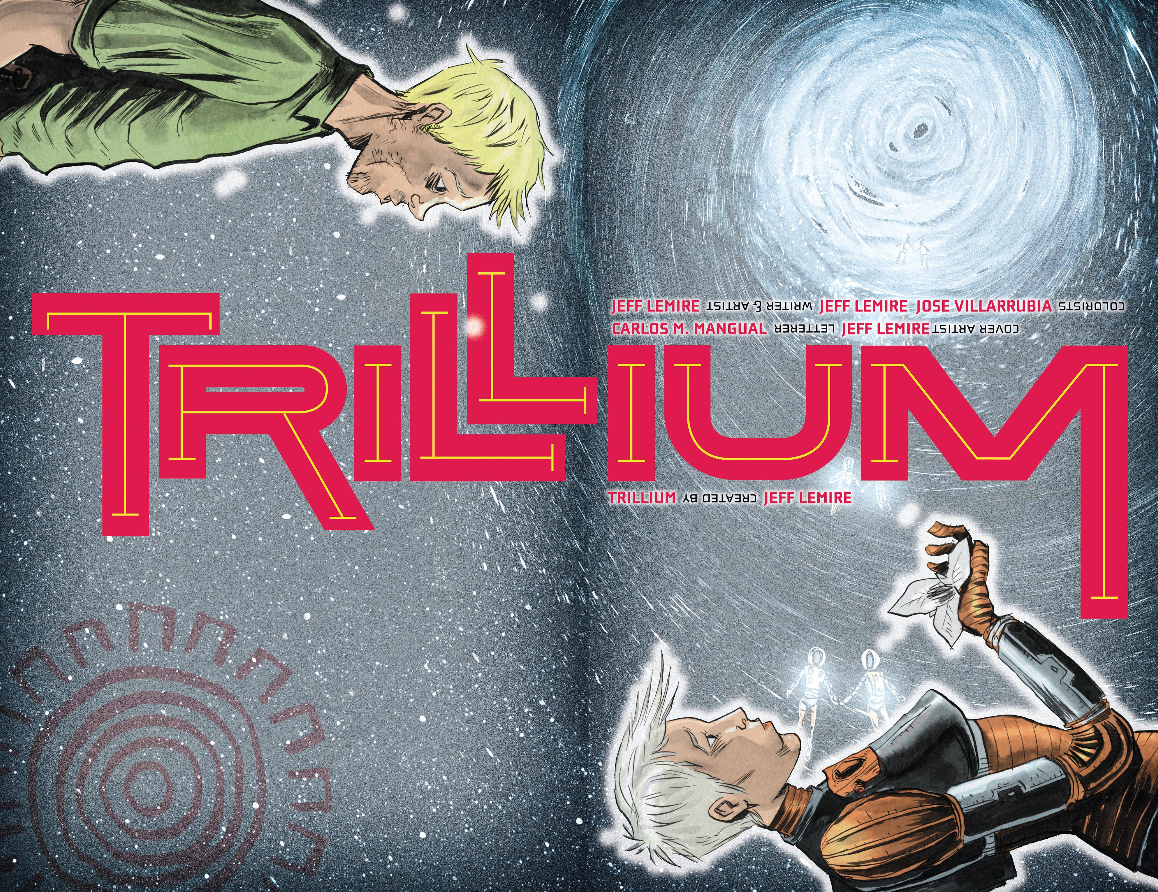 Read online Trillium comic -  Issue # TPB - 3