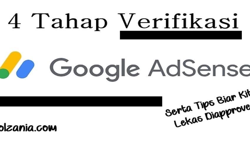 Verifikasi Identitas Google Adsense Ditolak Terus? Lakukan Cara Berikut Ini
