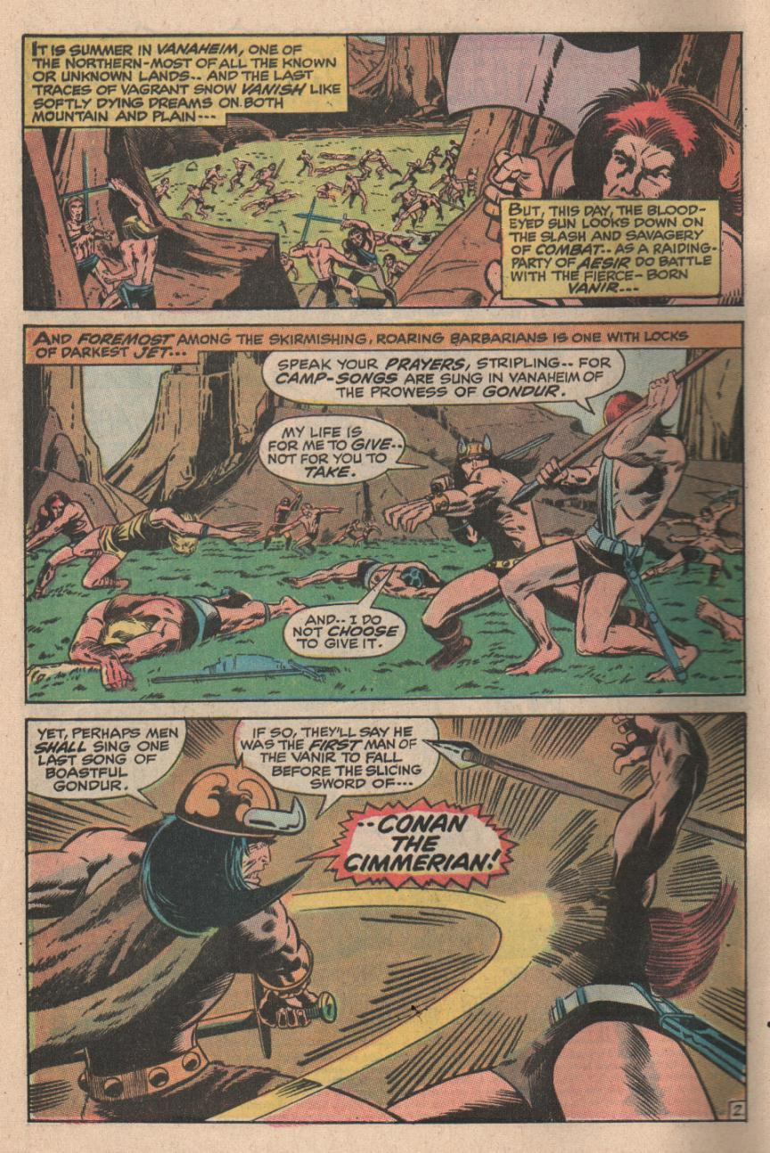 Conan the Barbarian (1970) Issue #1 #13 - English 3