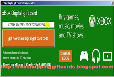 xbox one gift card codes shopping gift cards at rss 6 5257