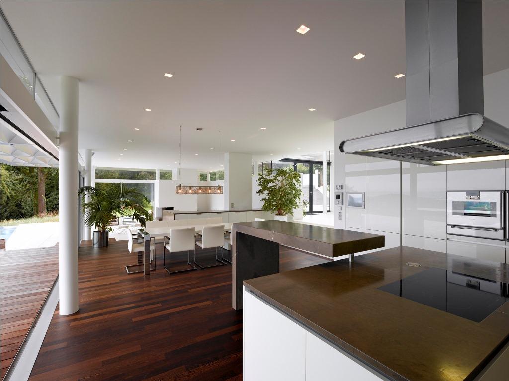 Interior Desain Dapur Minimalis Terbaru Desain Gambar