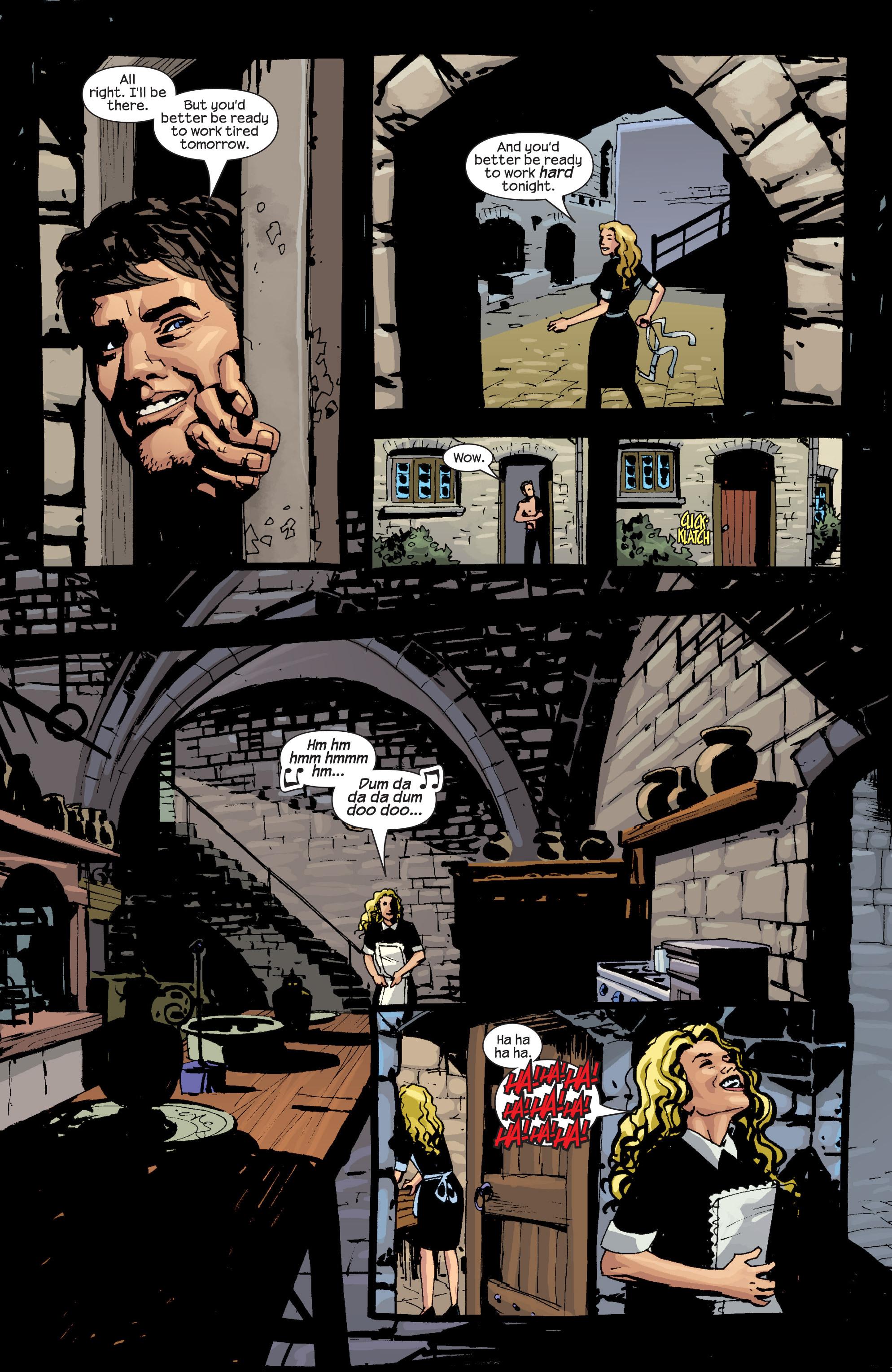 Read online Uncanny X-Men (1963) comic -  Issue #428 - 5
