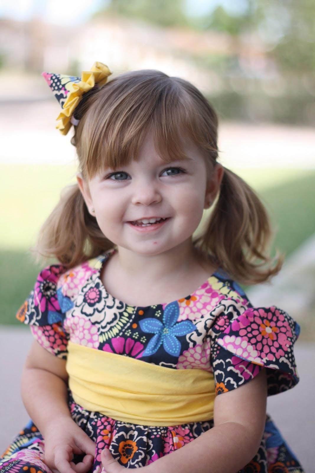 Birthday dress for baby girl for first birthday