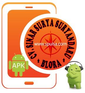Aplikasi Spulsa Adroid