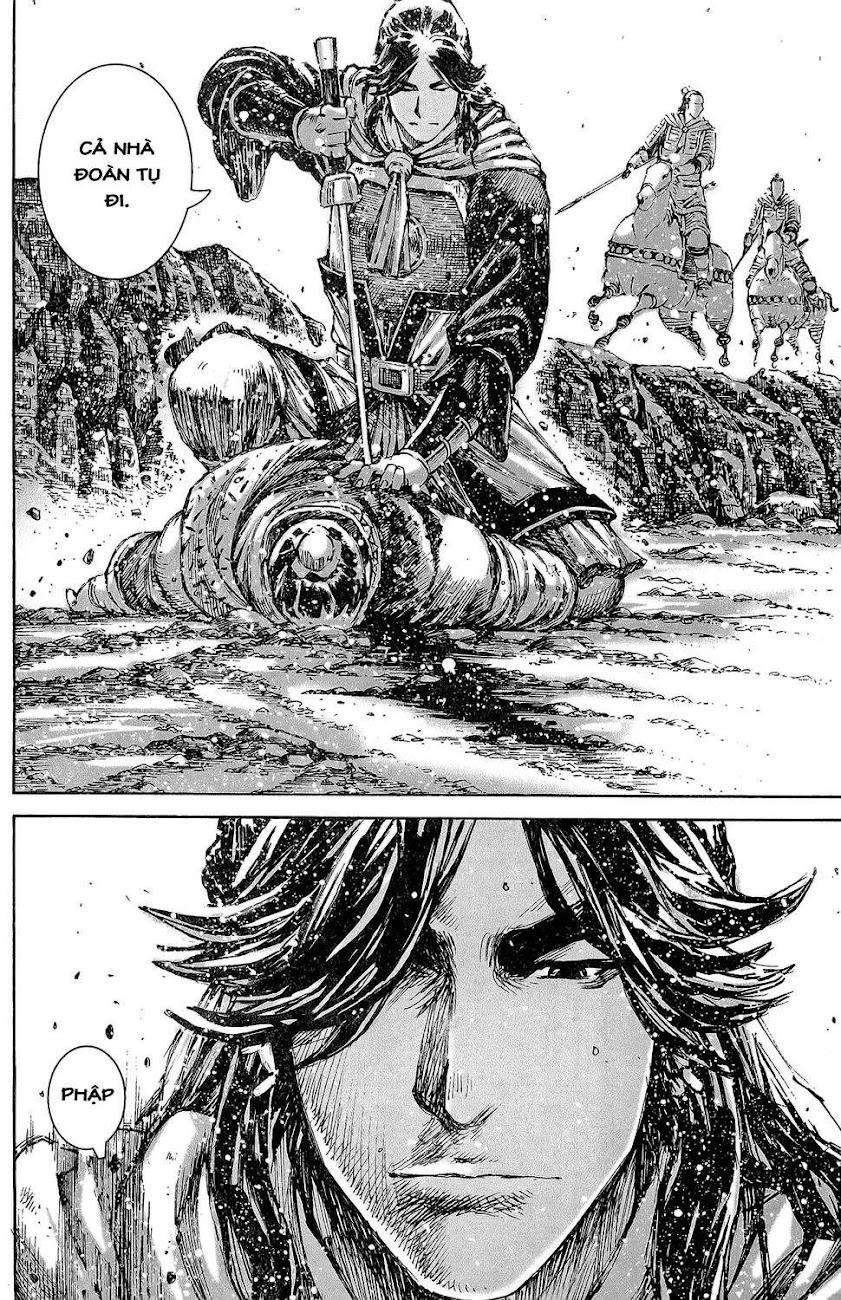 Hỏa phụng liêu nguyên Chương 386: Hoàng kim chi lộ [Remake] trang 18