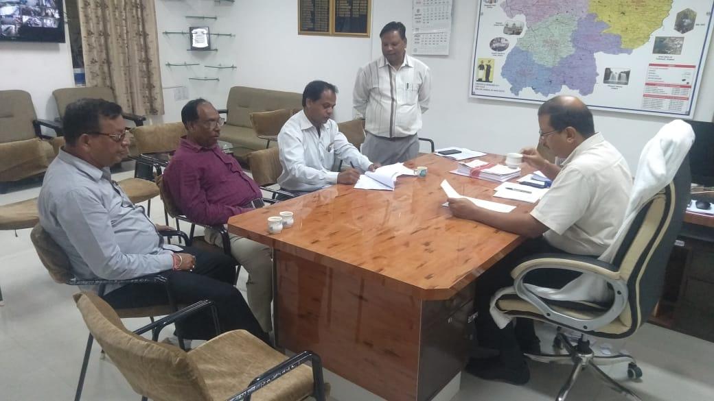 Jhabua News-दर निर्धारण बैठक सम्पन्न