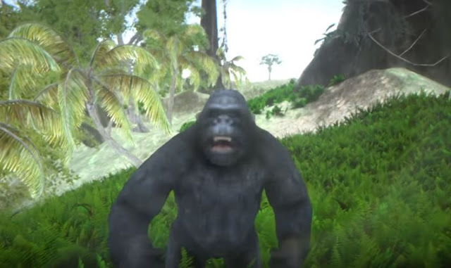 The Lonely Gorilla Download Game For PC Complete Setup Direct Download Link