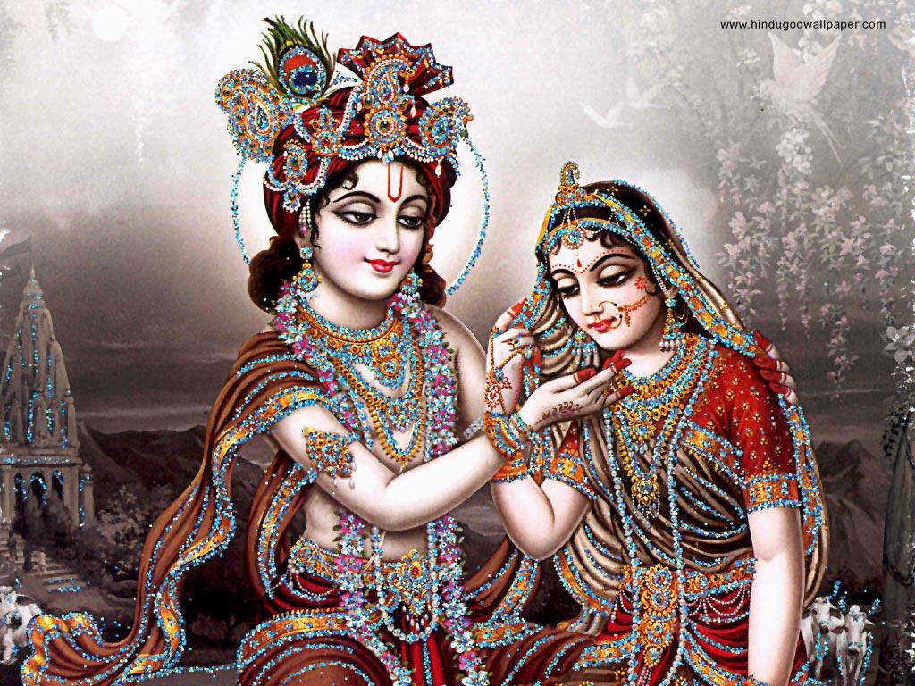 Web Design Company In Udaipur: Radha Krishna Wallpaper