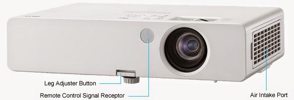 Panasonic PT-LB 3 Projector