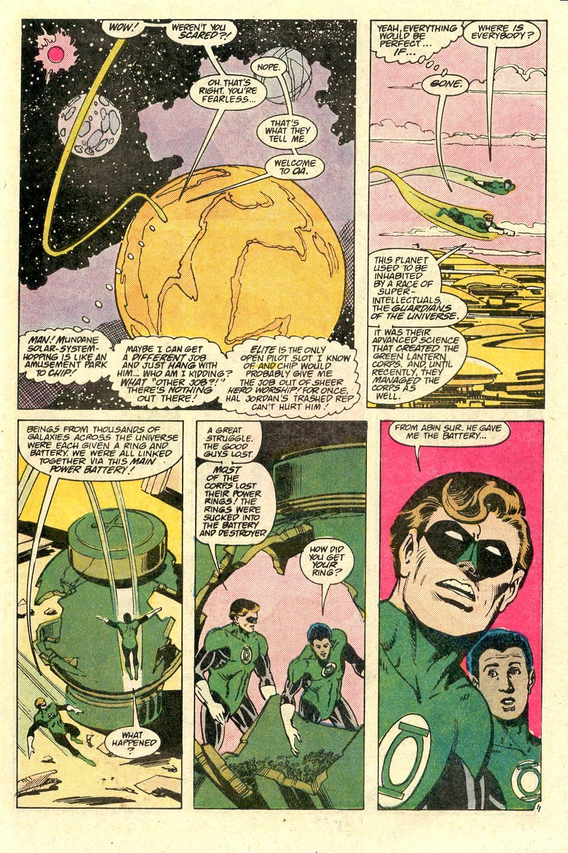 Read online Secret Origins (1986) comic -  Issue #36 - 12