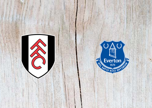 Fulham vs Everton - Highlights 13 April 2019