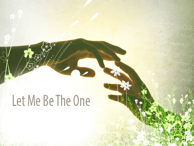 Let Me Be The One Holding Hands Nature Green